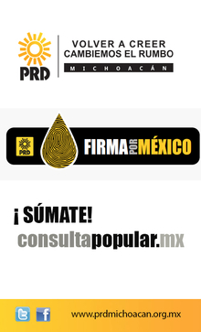 Banner Firma Mexico