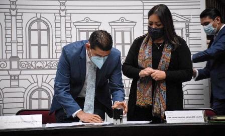 Garantizar participación política de las mujeres, prioridad del Poder Legislativo: Octavio Ocampo. Noticias en tiempo real