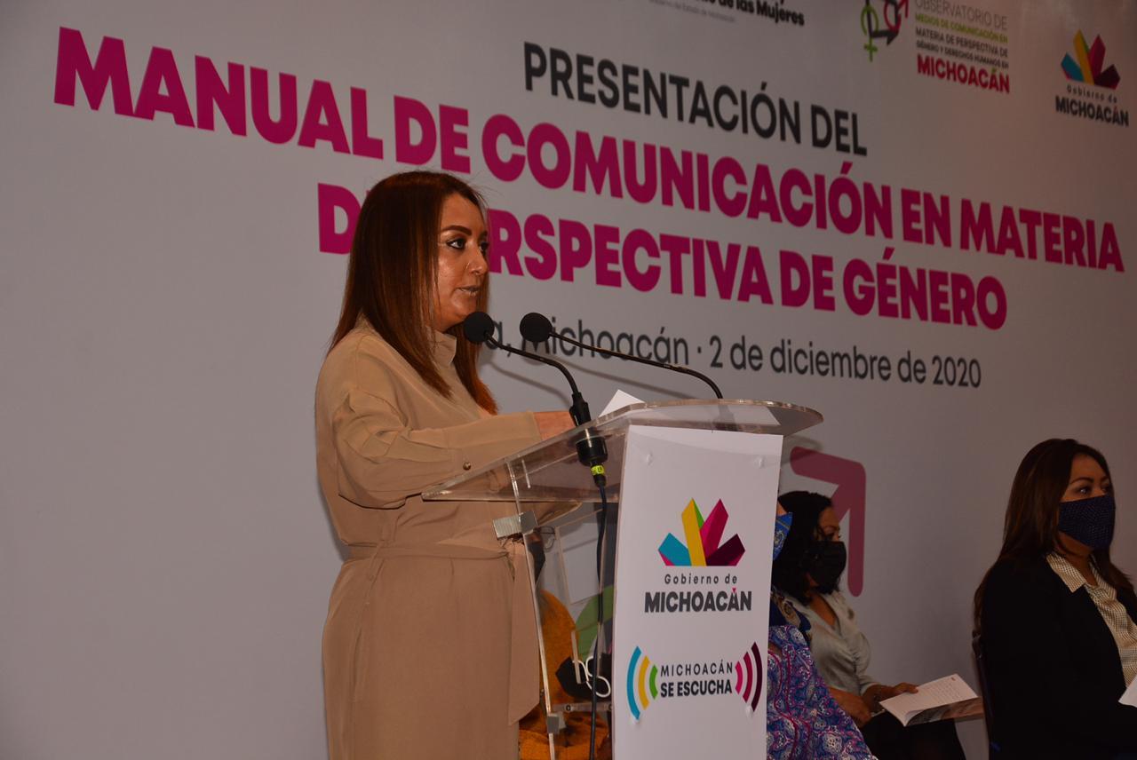 Presentan manual en materia de Perspectiva de Género a medios de comunicación para evitar violencia. Noticias en tiempo real