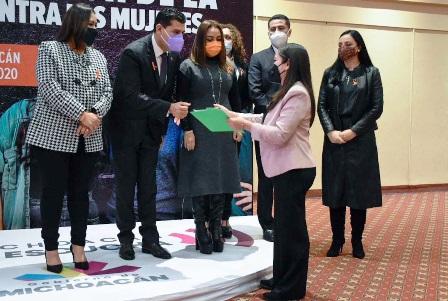 La lucha contra la violencia de género es una prioridad para el Legislativo: Octavio Ocampo. Noticias en tiempo real