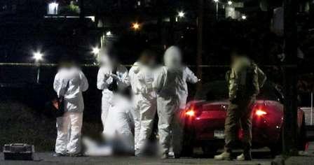 Asesinan a automovilista en Villas del Real, de Morelia. Noticias en tiempo real