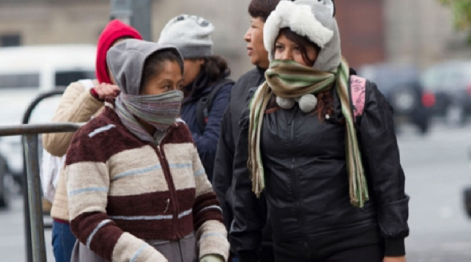 Alertan por bajas temperaturas, heladas y lluvias por el frente frío 17 en distintos estados del país. Noticias en tiempo real