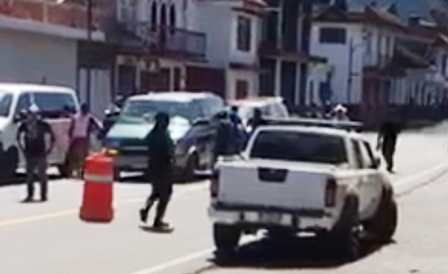 Mujer es asesinada a tiros en una tienda de abarrotes en Pátzcuaro. Noticias en tiempo real