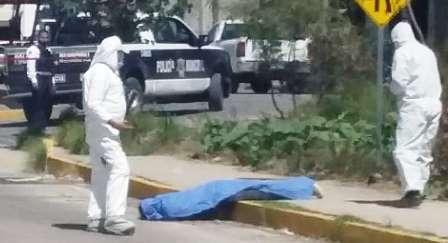 Se registra homicidio a balazos en Villas de Oriente, de Morelia. Noticias en tiempo real