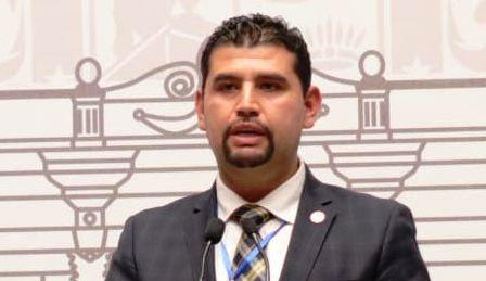 Presidente del Congreso del Estado da positivo a Covid19. Noticias en tiempo real
