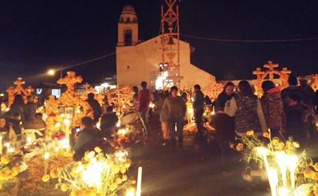 En breve anunciaran comunidades que estarán abiertas al turismo para Noche de Muertos. Noticias en tiempo real
