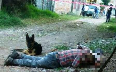 Hombre es muerto a balazos a las afueras de su casa. Noticias en tiempo real