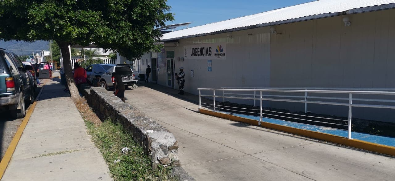 Recibió una golpiza y murió en el Hospital Regional de Los Reyes. Noticias en tiempo real