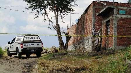 Hallan cuerpo baleado y putrefacto en inmueble abandonado de Jacona. Noticias en tiempo real