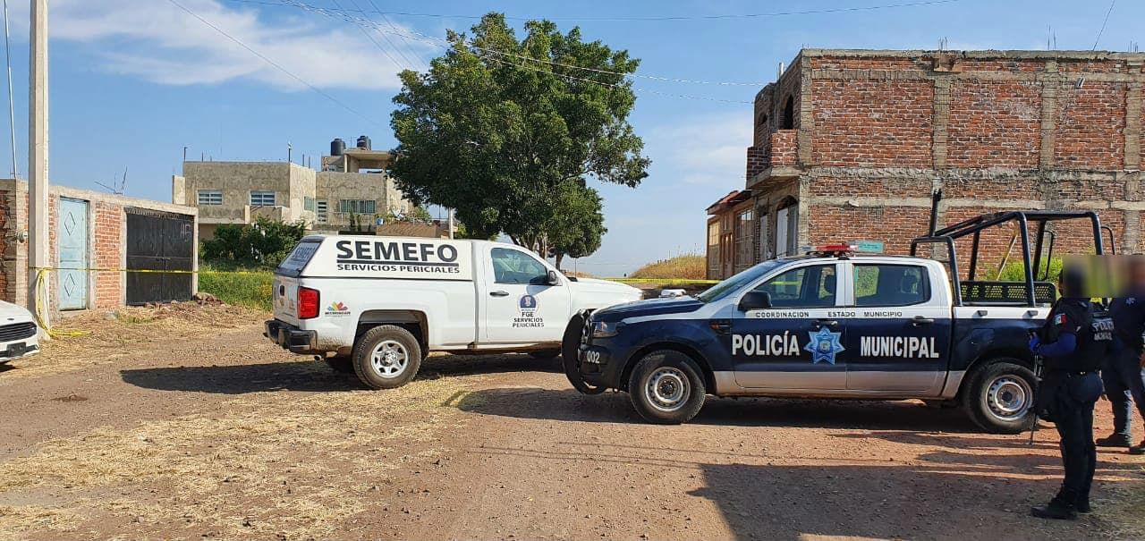 De 4 balazos ejecutan a una mujer en el Fraccionamiento Valle Verde de Jacona. Noticias en tiempo real