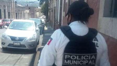 Ladrones perpetran robo por varios miles de pesos en joyería del Centro de Morelia. Noticias en tiempo real