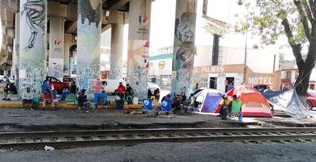 Se cumplen 25 días de bloqueos en vías férreas en Michoacán. Noticias en tiempo real