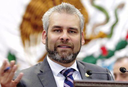 """""""Politiquero"""", acusar a gobierno federal de inseguridad: Ramírez Bedolla. Noticias en tiempo real"""