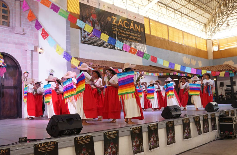 Anuncian cancelación del Festival de la Raza Purhepecha en Zacán. Noticias en tiempo real