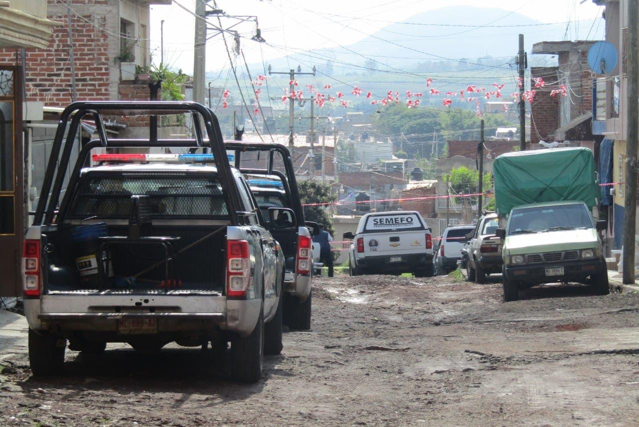 Mujer es asesinada a balazos en Jacona. Noticias en tiempo real