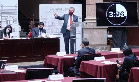 Congreso aprueba subsidio al agua propuesto por Alfredo Ramírez. Noticias en tiempo real